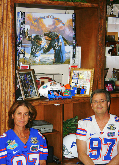 Florida Gators Shrine