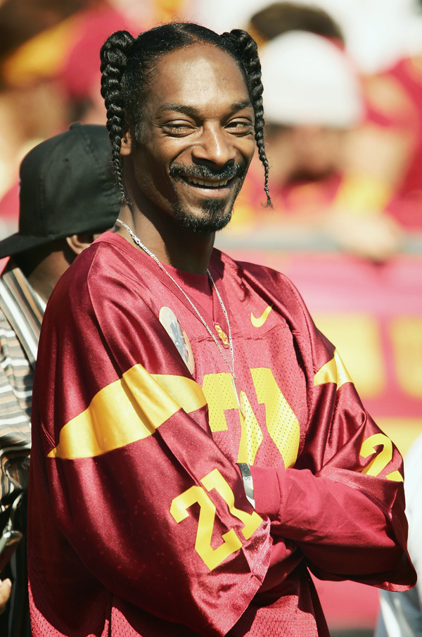 snoop dogg son college football