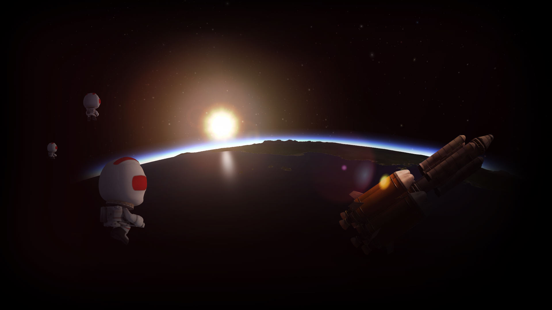 Kerbin Sunrise