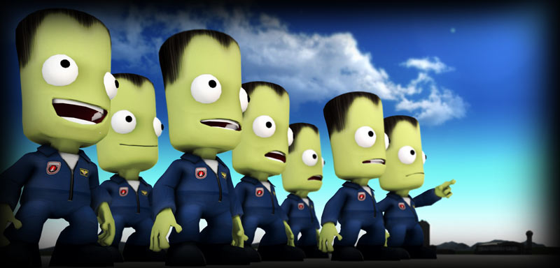 Kerbal Recruits